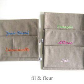 pochettes serviette