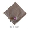 serviettes table beige