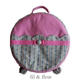 sac rose bleu provence